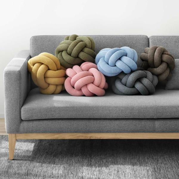 design-house-stockholm-knot-kissen