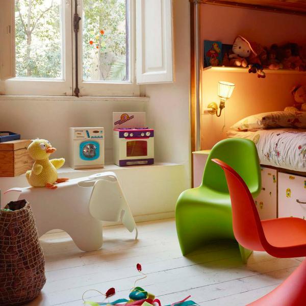 Vitra Eames Elephant Kinderzimmer