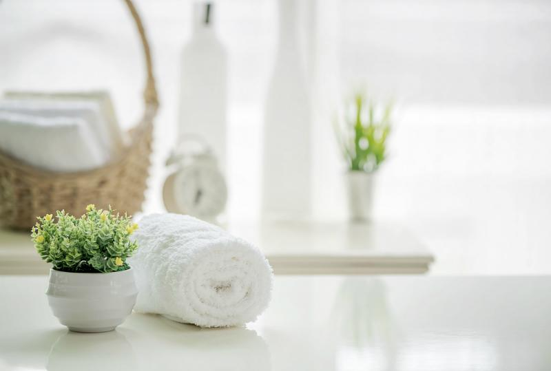 Stilvolle Badezimmer Deko Raum Blick Magazin