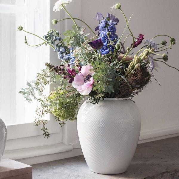 lyngby-porzellan-rhombe-vase