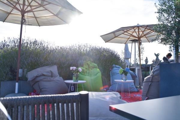 Ladys Dinner Hotel de Rome Berlin Veranstaltung Fatboy Raum-Blick