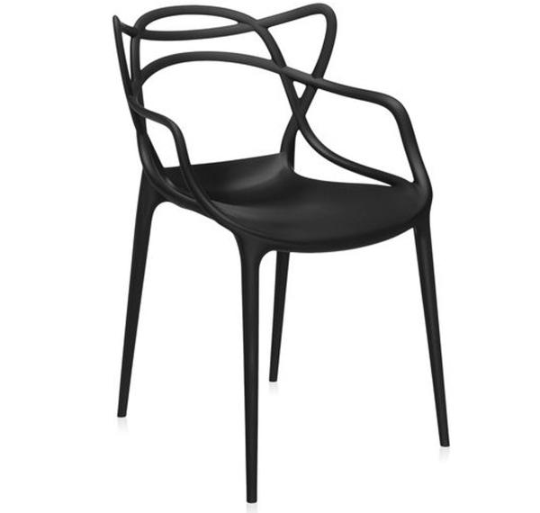 kartell-masters-sedia-stuhl-schwarz