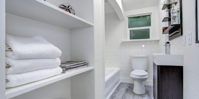 Schmales Badezimmer einrichten - Raum-Blick Magazin