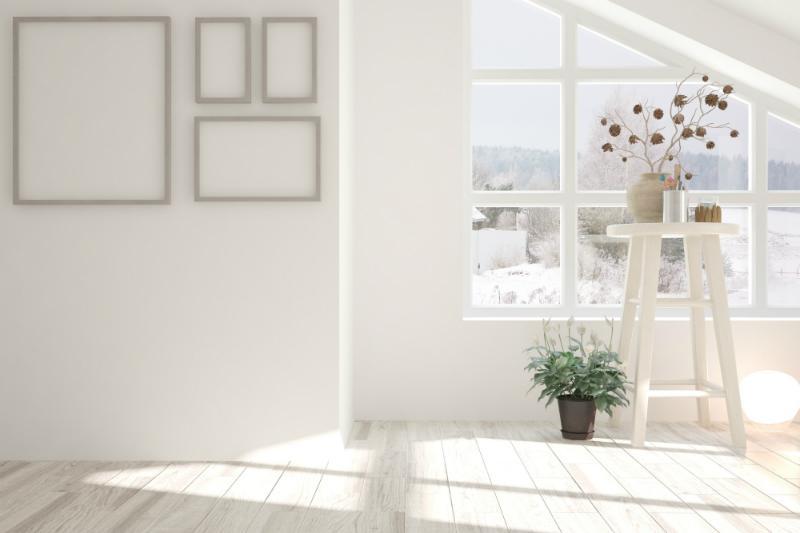 Dachgeschosswohnung Einrichten Raum Blick Magazin