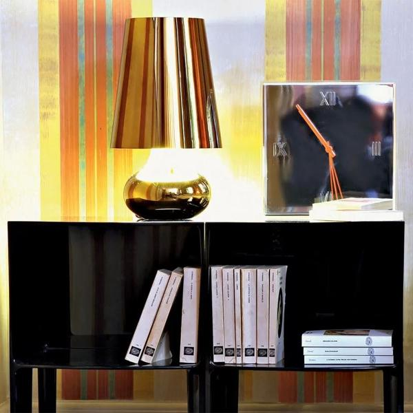 kartell-small-ghost-buster-schwarz
