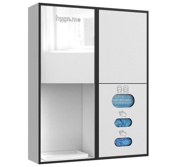 hygienestation-wandmontage