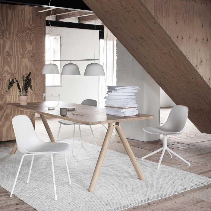 Muuto Fiber Side Chair Tube Base ergonomische-stuehle-mit-chic