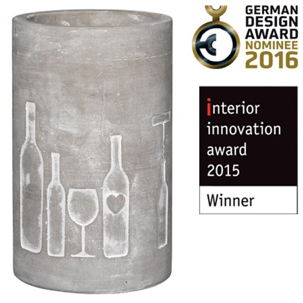 raeder-design-weinkuehler-beton-flasche