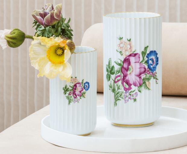 Lyngby Porcelæn Vase