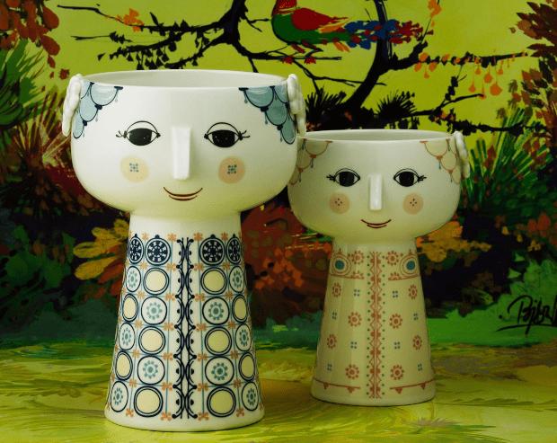 Bjoern Wiinblad – Eva Vase Muttertagsgeschenke