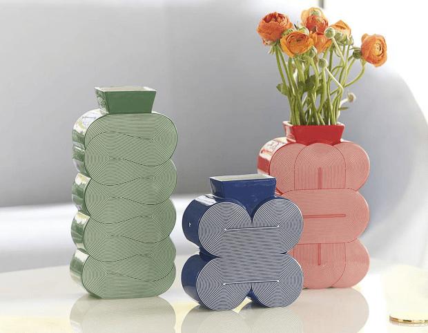 Jonathan Adler – Pompidou Vase Muttertagsgeschenke