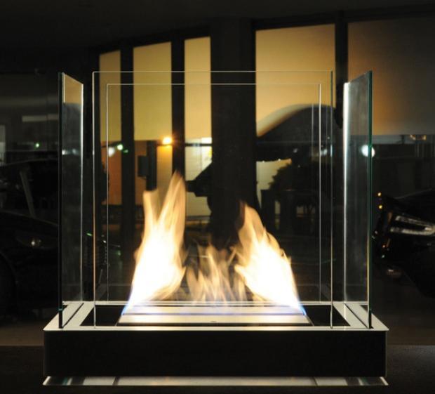Bioethanol Kamin TOP FLAME
