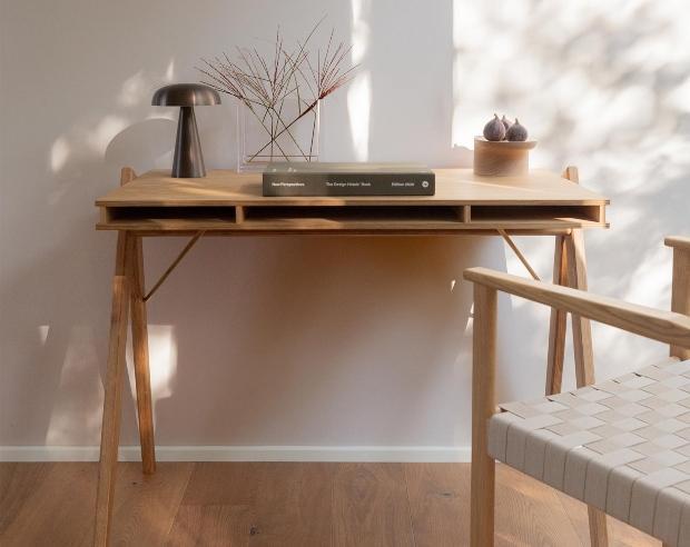 We Do Wood – Field Desk Schreibtisch - Lockdown light
