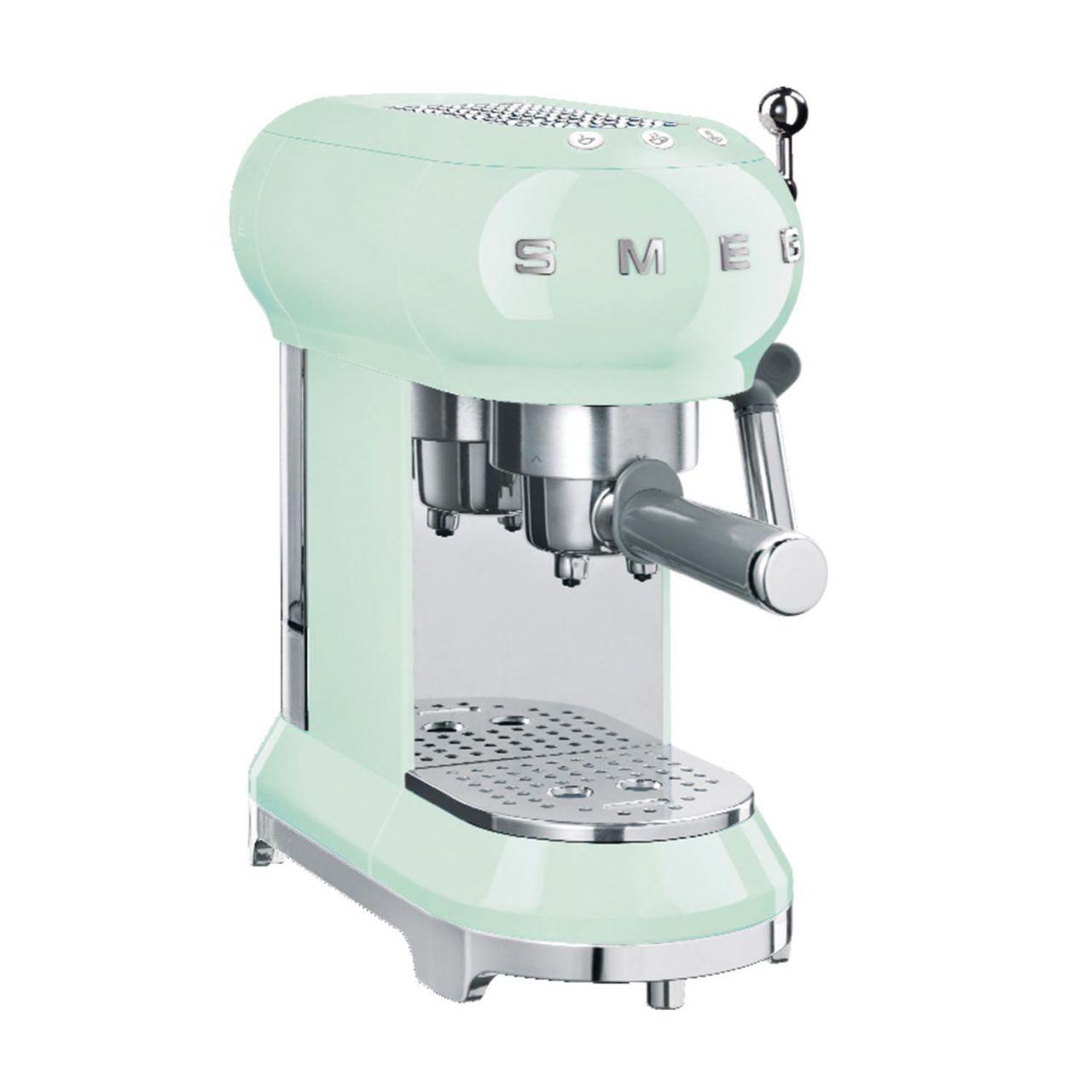 SMEG - Espressomaschine ECF01PGEU