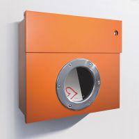 Radius Design - Briefkasten Letterman 1 mit Klingel