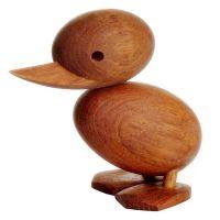 Architectmade - Holzfiguren Duck and Duckling
