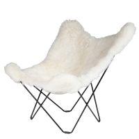 Cuero - Iceland Mariposa  Butterfly Chair