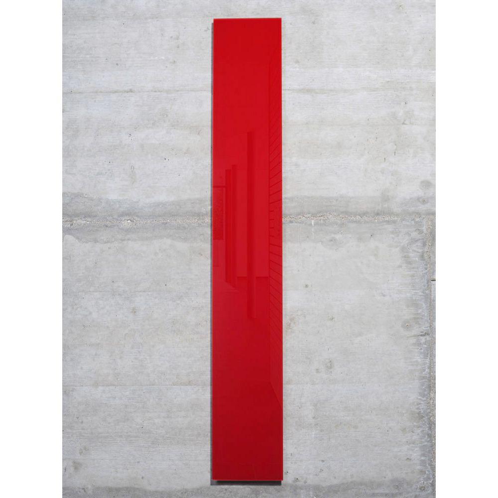 raum-blick Magnetpinnwand MAX 80x12 cm rot M1-R-5