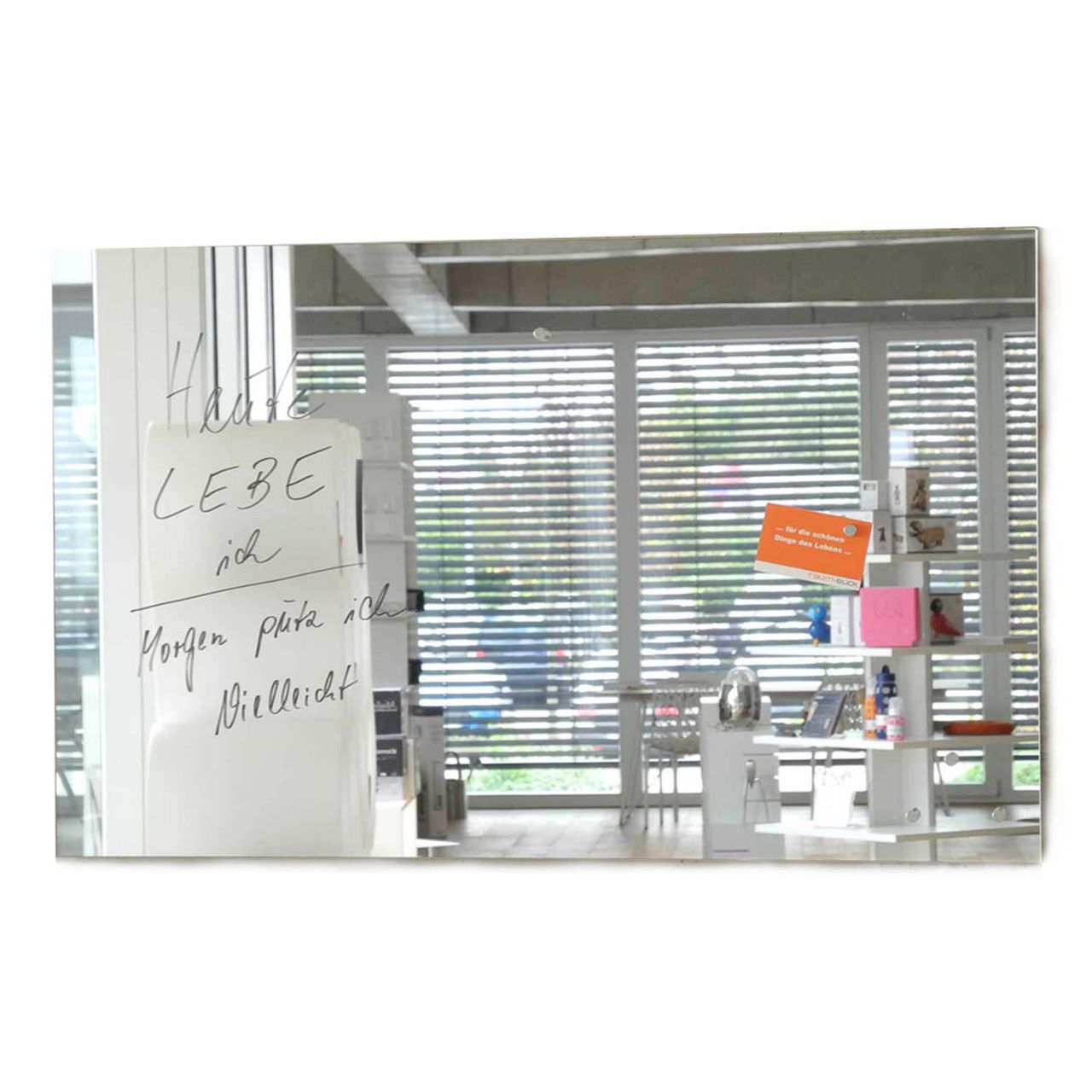 raum-blick Magnetspiegel MAX 80x50 cm M4-SP