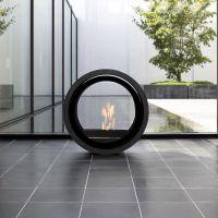 Roll fire Feuerstelle conmoto