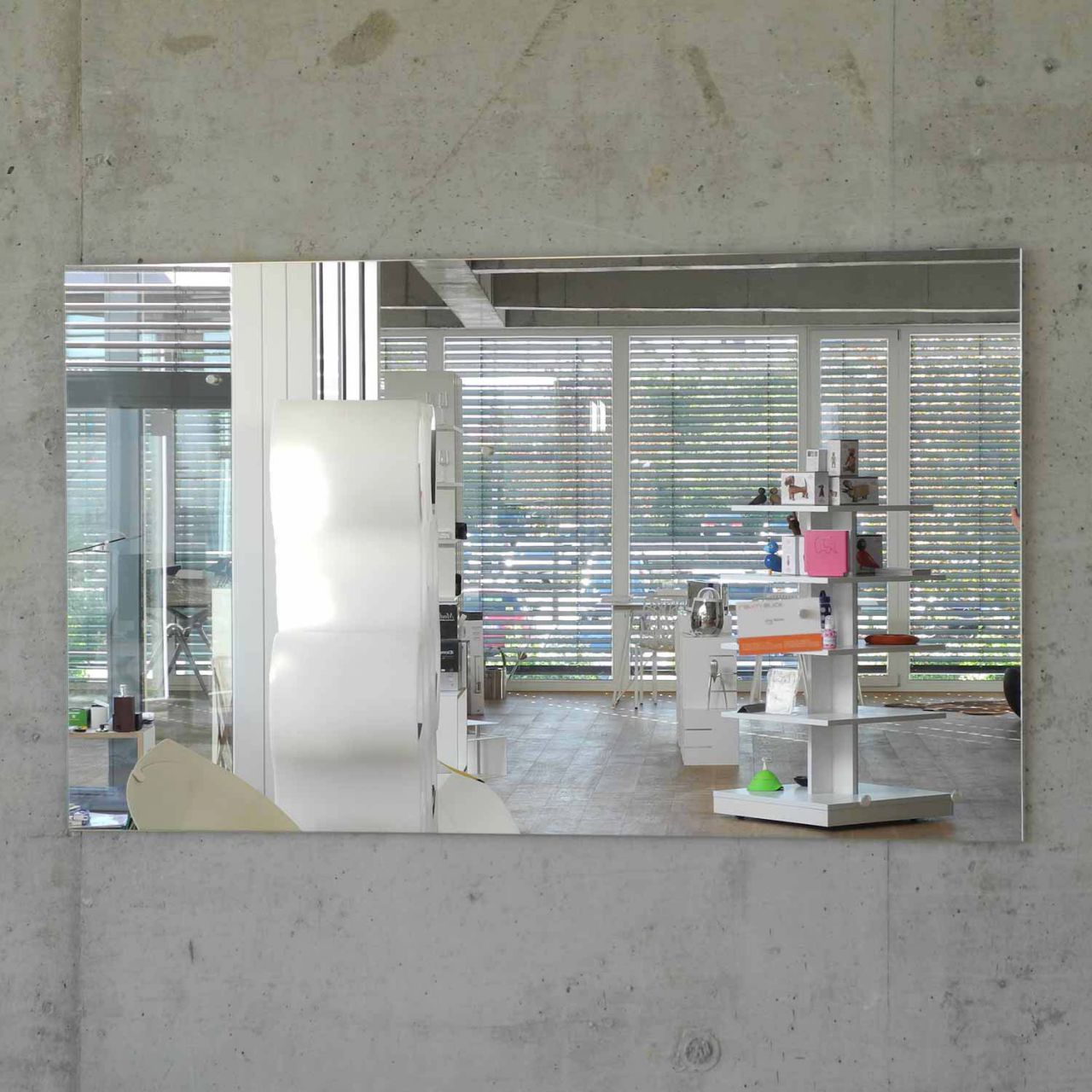 raum-blick Spiegel Magnettafel MAX 100x60 cm M3-SP-3