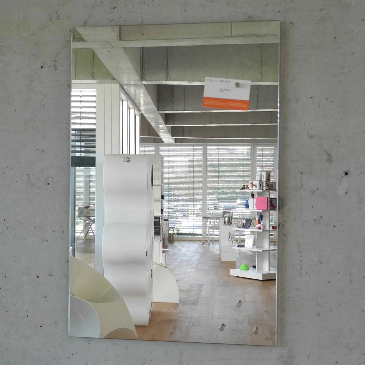 raum-blick Spiegel Magnettafel MAX 60x40 cm M10-SP-3