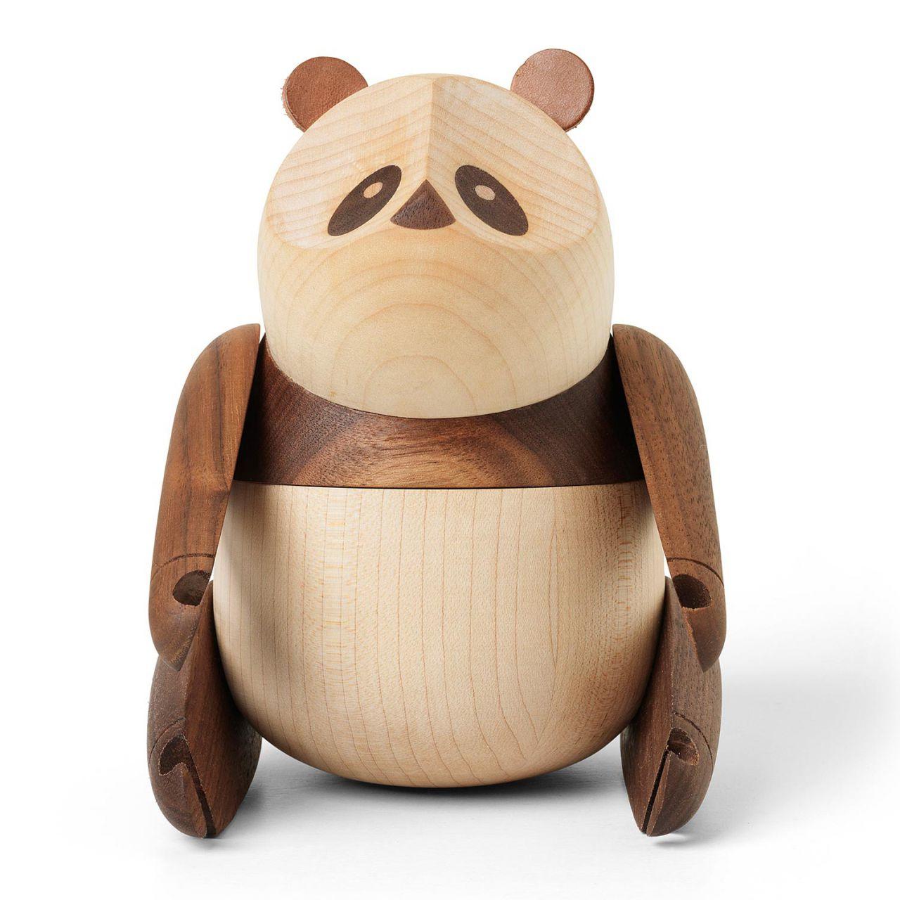 Architectmade - Panda Holzfigur AM-855