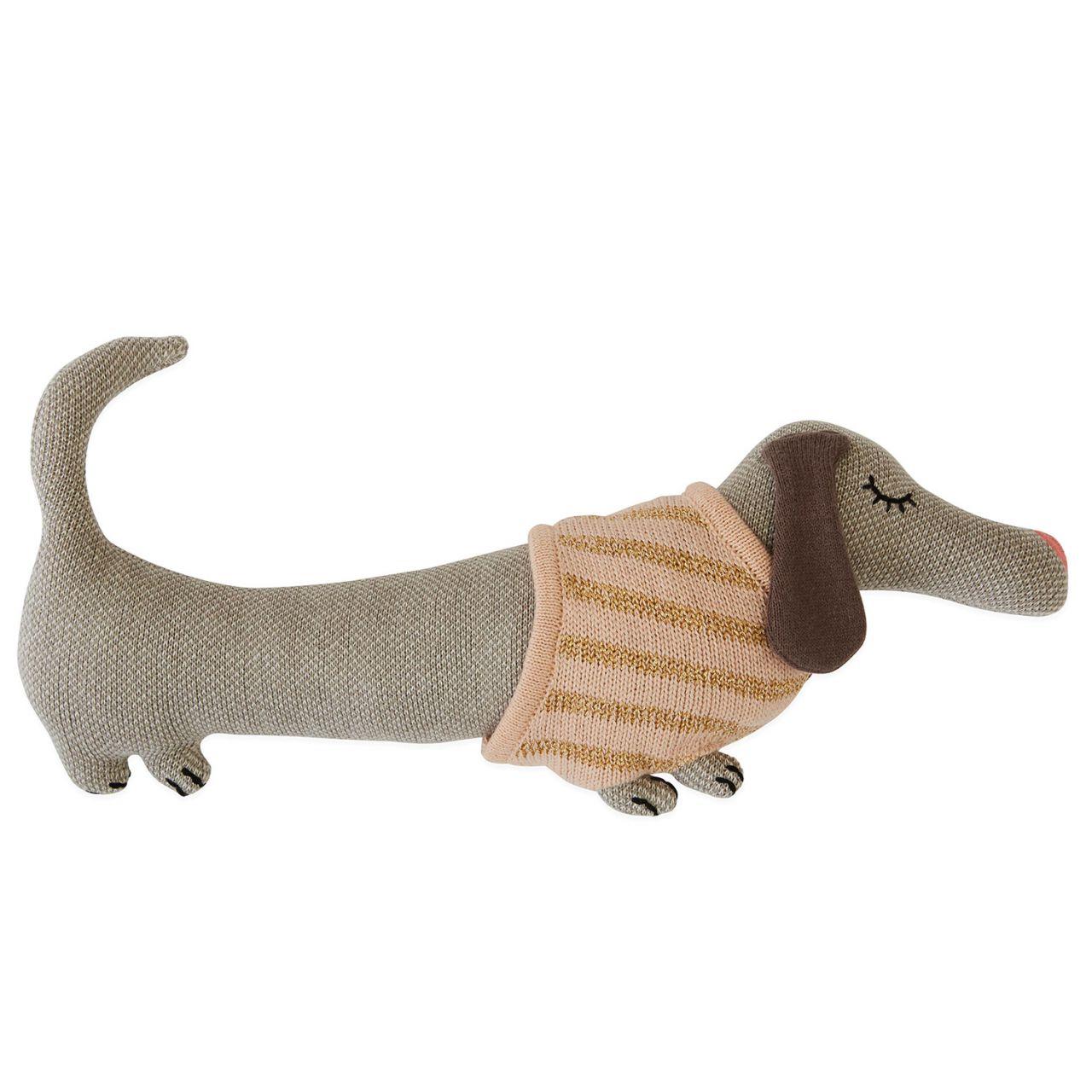 OYOY - Baby Daisy Hund Kuscheltier 1100835