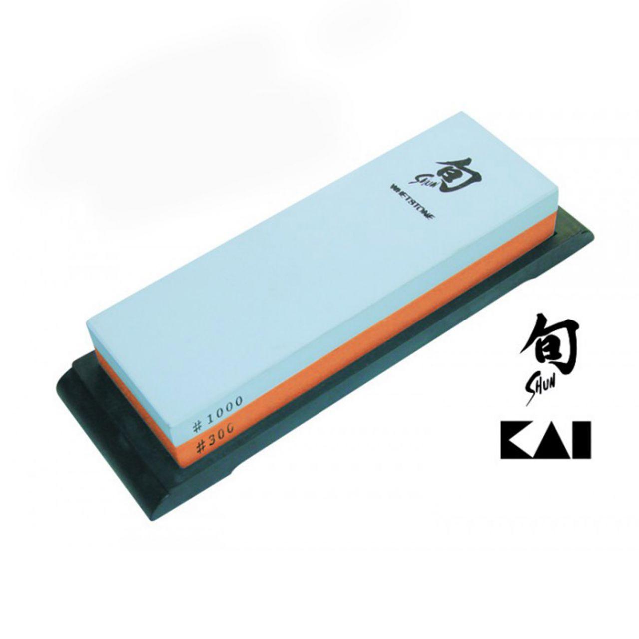 KAI DM-0708 Schleifstein 300/1000