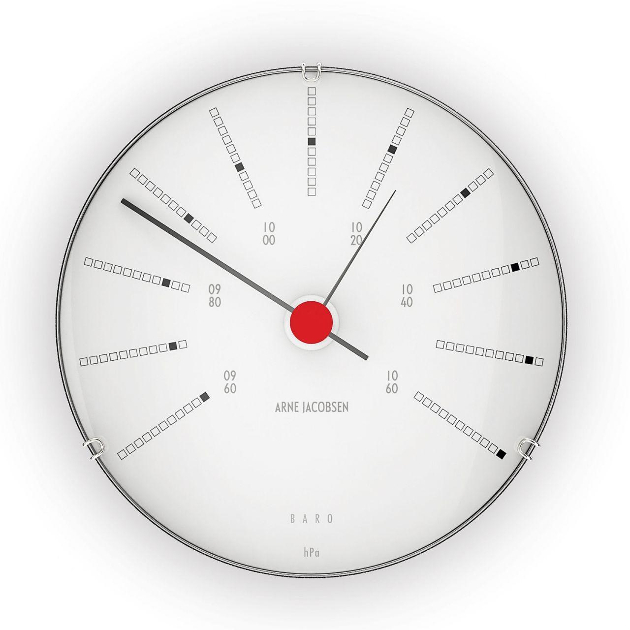 Arne Jacobsen - Bankers Barometer Wetterstation 43686