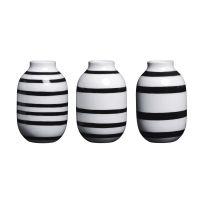 Kähler - Omaggio Vase Mini (3 Stk.)