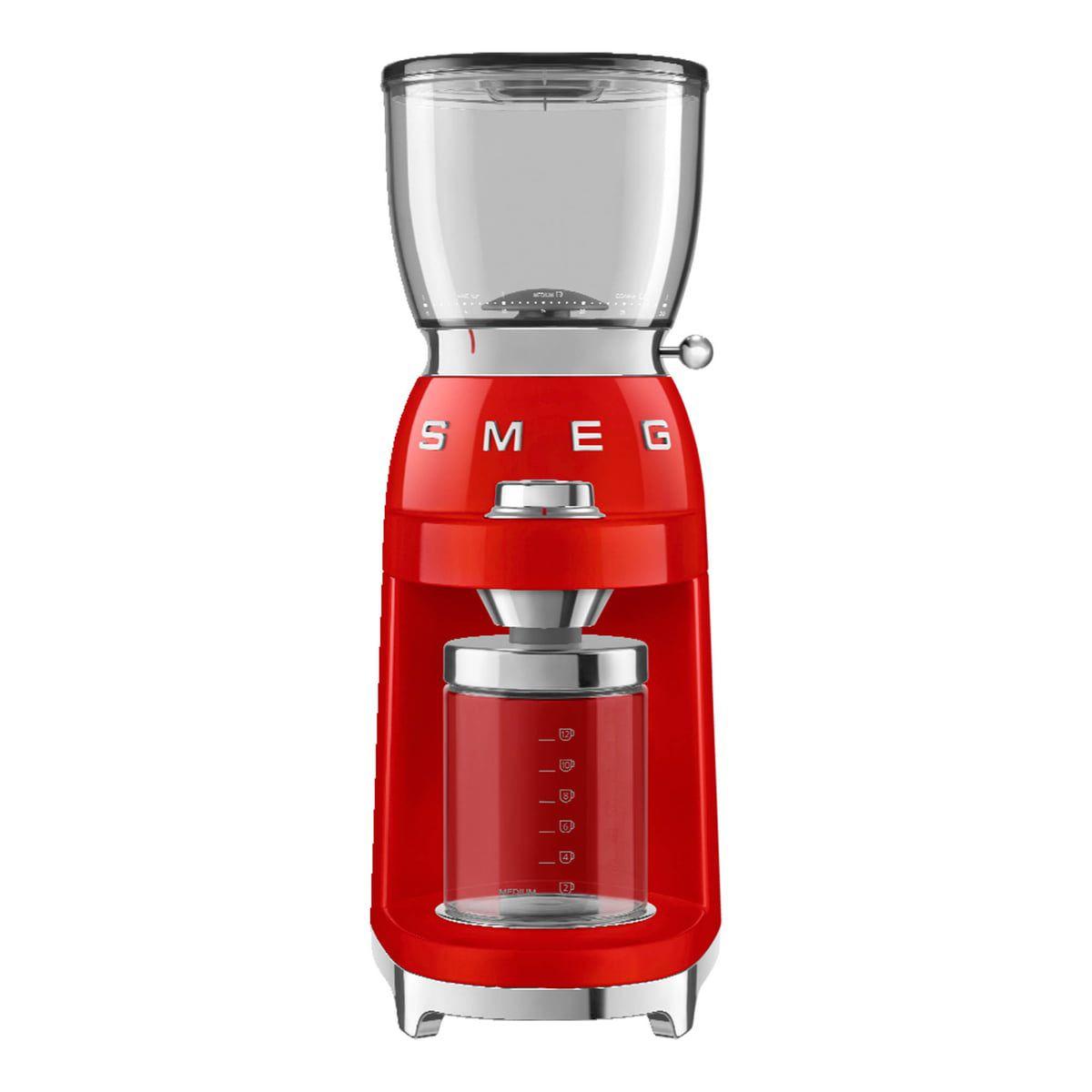 SMEG - Elektrische Kaffeemühle CGF01RDEU