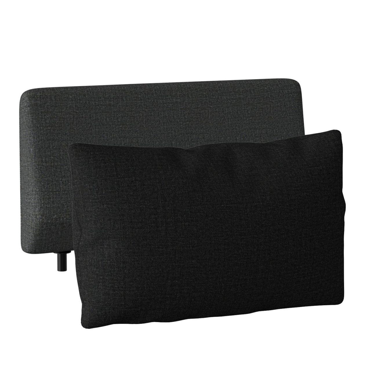 UMAGE - Lean Back Kopfstütze mit Kissen 5405