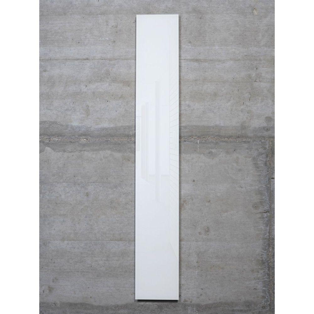 raum-blick Glas Pinnwand MAX 80x12 cm weiss M1-W-4