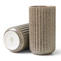 Lyngby Porzellan - Radiance Vase grau