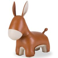 Züny - Buchstütze Esel Yale
