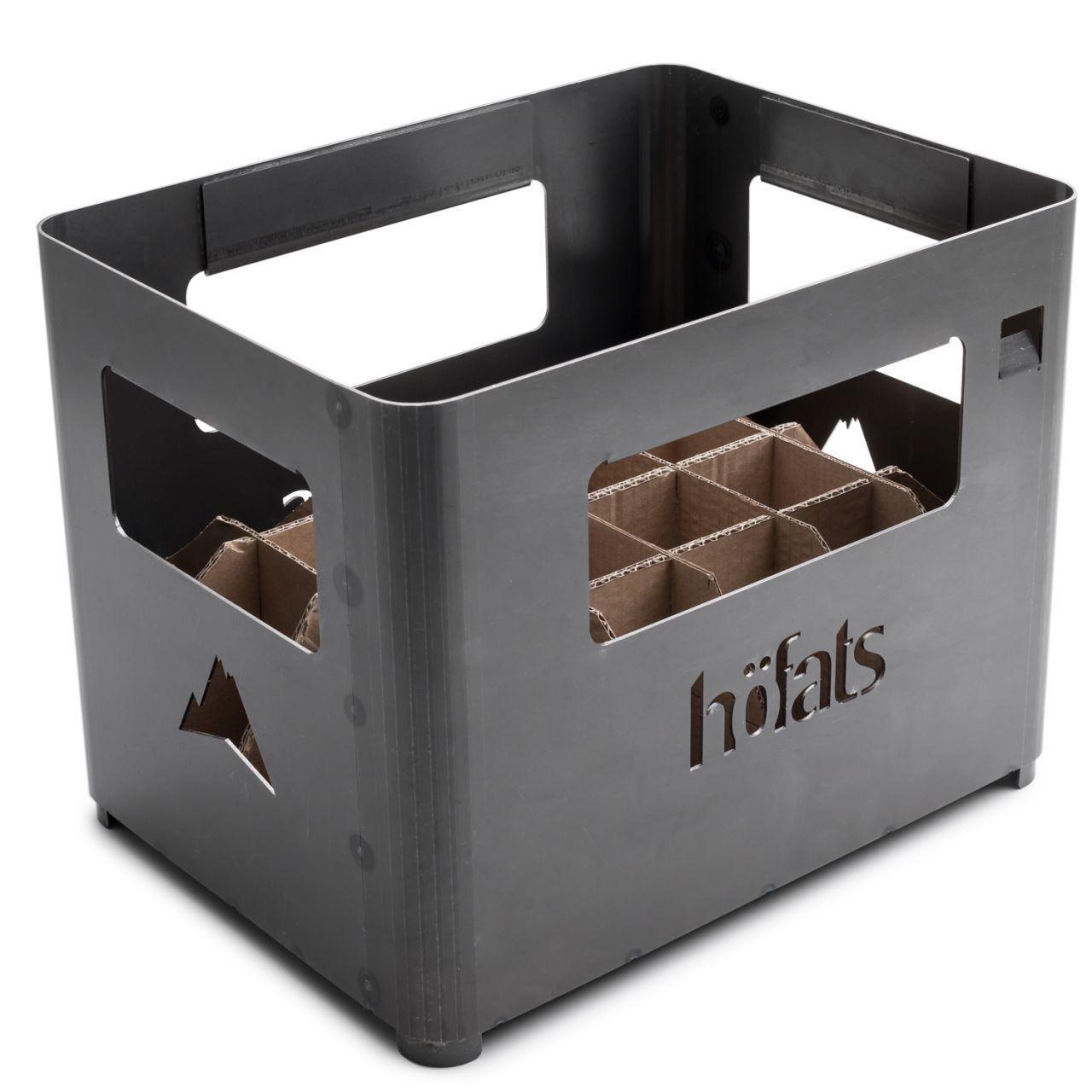 höfats - BEER BOX Feuerkorb 070101