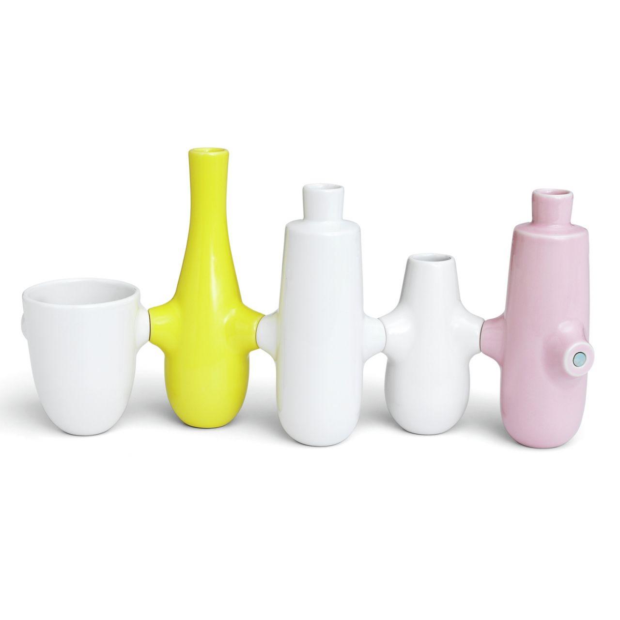 KÄHLER DESIGN Kähler - Fiducia Vase und Kerzenhalter 11697