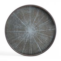 Ethnicraft Notre Monde - Tablett XL rund
