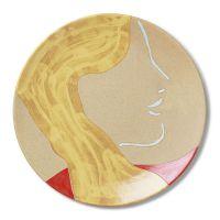 ferm Living - Keramik Platte
