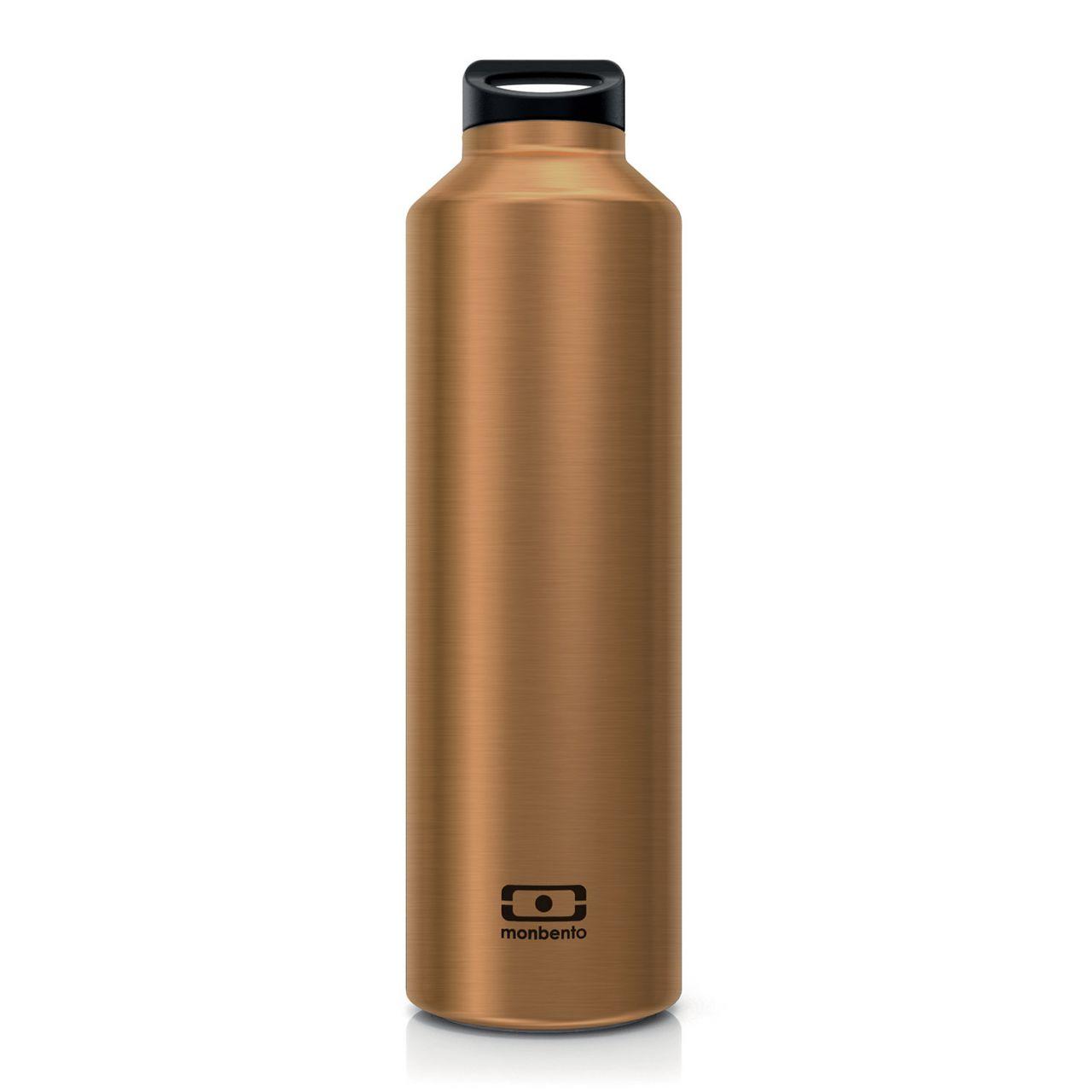 Monbento - Steel Thermosflasche inkl.Siebeinsatz 0,5 L 401101111_STD