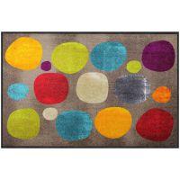 Salonlöwe - Broken Dots Colourful Fußmatte