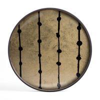 Ethnicraft Notre Monde - Tablett S rund
