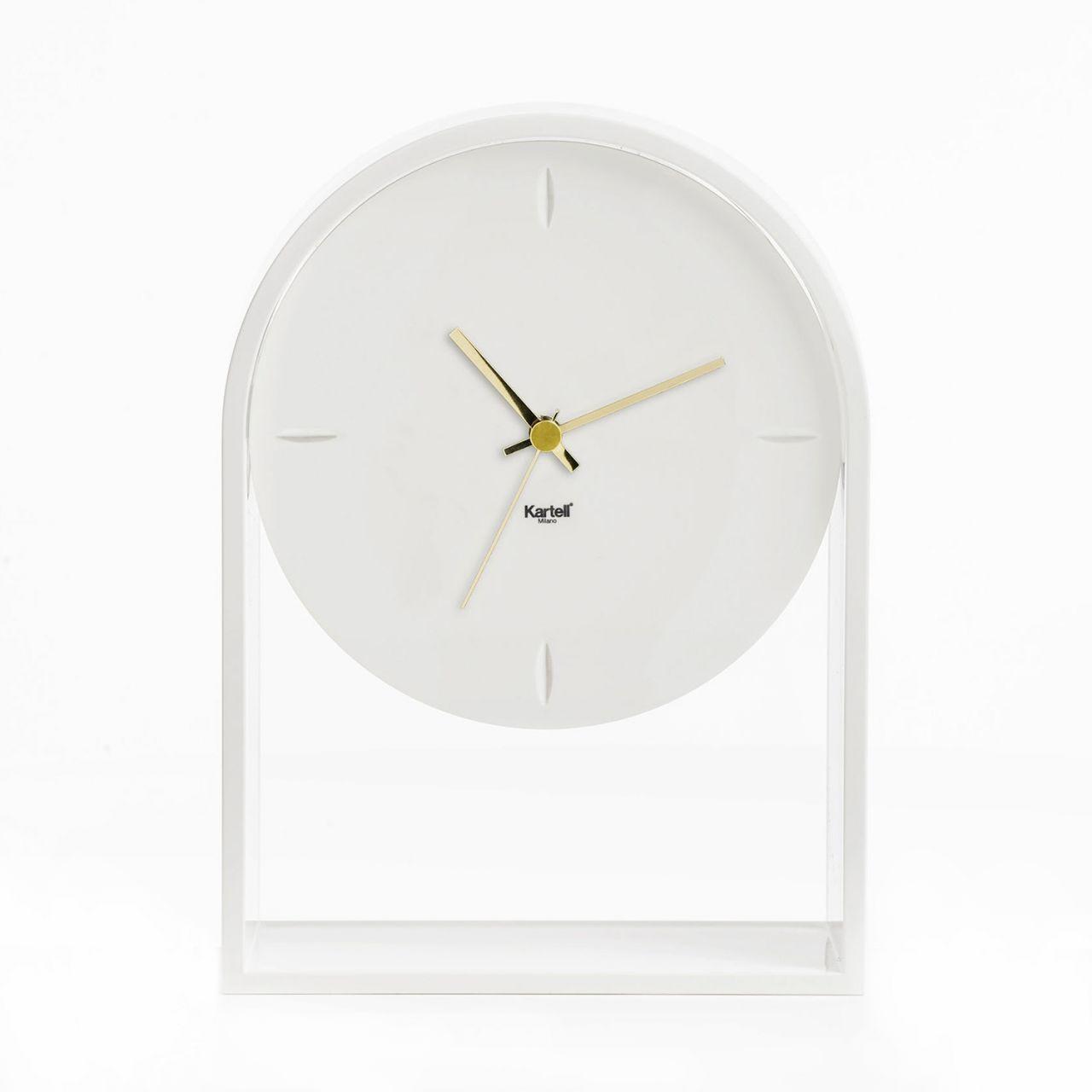 Kartell - Air du Temps Tischstanduhr 01930-03